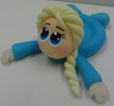 Porta docinho Elsa Frozen