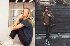 4 Foolproof Casual Looks - And How To Pull Them Off