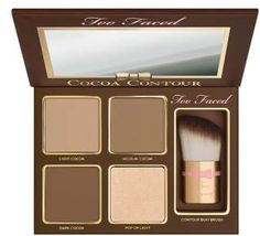 The right contour palette is essential to achieve a sculpted look. Find contouring makeup kits, including highlighter and brush, from Too Faced and create a chiseled look. Too Faced Make Up Palette, Peach Palette, Eye Palette, Paleta Too Faced, Maquillaje Too Faced, Makeup Goals, Makeup Tips, Makeup Ideas, Skin Makeup