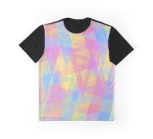 Triangle Jumble design by Shawna Rowe #geometric #fashion #pastel #apparel #clothing #cute