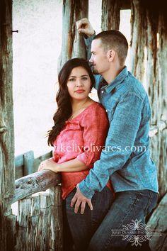 Kelly Olivares Photography, Arlington, Texas, Fort Worth Stockyards, Engagement Session