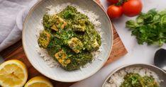 Tofu, Tempeh, Palak Paneer, Avocado Toast, Guacamole, Steak, Breakfast, Ethnic Recipes, Morning Coffee