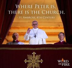 God Bless our new Holy Father Pope Francis.I'm so happy that I'm crying.