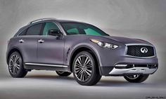 Infiniti is another name for luxury in the crossover sector. All their vehicles are special and in front of the most rivals. However, it does not stop the company to search for and develop new innovations. So, their crossovers are always modern, elegant, and geared up with the latest systems. So...