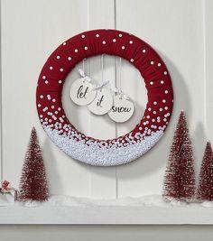 Christmas Crafts To Make And Sell, Christmas Wreaths To Make, Christmas Projects, Simple Christmas, Holiday Crafts, Christmas Gifts, Christmas Decorations, Christmas Ornaments, Beautiful Christmas