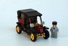 1910 Renault AG1 by LegoEng