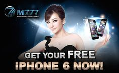 Free iphone 6 now Free Iphone 6, New Iphone, Giveaway, Poster, Posters, Billboard