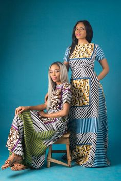"""LeVictoria by Zephans & Co. present """"Color Pop"""" Collection Ankara Gown Styles, Ankara Gowns, Hello Gorgeous, Gorgeous Women, Pop Collection, Trending Now, Contemporary Fashion, African Women, Girly Girl"""