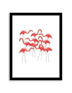 Download and print this free printable Flamingo Flock wall art for your home or office! Directions: Unlock the files. Once you unlock the files (by sharing, liking, following), the download buttons will appear. Click the download button below to download the PDF file. Press print. PERMITTED USE: This file is for personal use only. If you...
