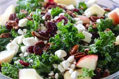 A collection of inspiring salads from amazing bloggers - boring salads banned!