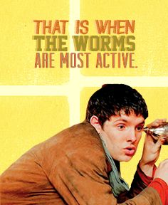 Merlin and his pathetic excuses