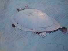 Jean Giraud is Moebius Flying turtle Jean Giraud, Manado, Illustrations, Illustration Art, Moebius Art, Science Fiction Art, French Artists, Comic Artist, John Bauer