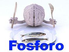 Fosforo, per il cervello