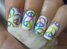 Tie-Dye Stamping Tutorial