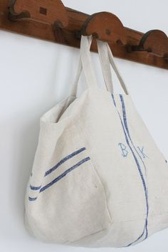 Ana & Cuca: bolsa en lino