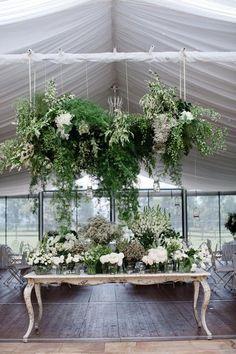 Elegant Country Garden Wedding / Wedding Style Inspiration / LANE