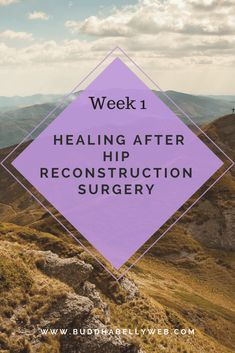 Check out how my first week healing after hip reconstruction surgery went, what were my need to have get better products and everything else right here!    #hipsurgery #fitness #chronicpain #invisibleillness #spoonie #hipreconstruction
