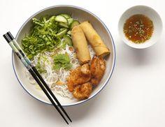 Order Chef Lan's Shrimp and Pork Vermicelli Bowl for $8 on mytable.org