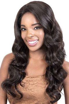 Beshe Swiss Brazilian Lace 100% Virgin Remi HH Lace Front Wig HBF-LS KIA