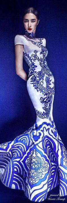 Cheongsam / Qipao - Conheça a história do Vestido Chinês Clássico. Veja…