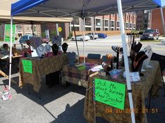 How the space has grown since that first Fourth Friday in Fayetteville, NC downtown City Market