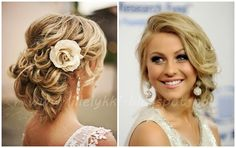 Bespoken hairstyles for bridesmaid. Gorgeous hairstyles for bridesmaid. Creative and beautiful bridesmaid hairstyles. Wedding Hairstyles, Bridesmaid Hairstyles, Gorgeous Hairstyles, Prom Hair, Updos, Hair And Nails, Bridal Hair, My Hair, Hair Makeup