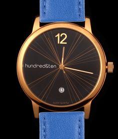 hundred&ten model 110 201 blue