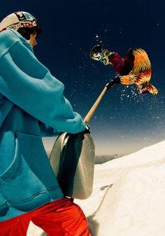 snowboard freestyle