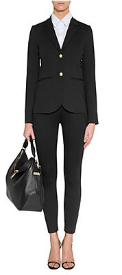 Black Parmentia Jacket by THEORY