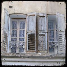 ~ 'French Window' by Forest Hills Art on Etsy