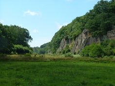 Ekkodalen (Echo Valley) on Bornholm is Denmark's longest rift. It stretches 12 km from Vallensgård Mose through Almindingen, Flæskedal, Rivendell and Kelseådal to Saltuna on Bornholm's northeast coast. The best echo is obtained beside Hans Christian Ørsted's spring, about 20 meters to the left along the path at the entrance to Ekkodalen opposite Ekkodalshuset. The spring was an ancient holy well. It was thought its very clean and tasty water was curative.