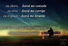 Eu te amo Jeová!