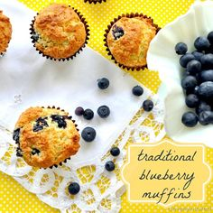 traditional blueberry muffin recipe @cleverlyinspired (4)cv