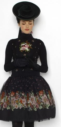royalpinkgoth- alternative fashion in vienna: Designer in Spotlight: Susanne Bisovsky
