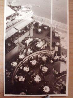 36. pohled na Barrandovské terasy r. 1934 Christmas Tree, Film, Holiday Decor, Home Decor, Teal Christmas Tree, Movie, Decoration Home, Film Stock, Room Decor