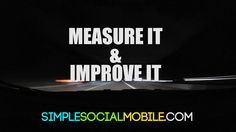 If you measure it, you can improve it. Most social media platforms are developing amazing analytic tools. Artificial Intelligence, Platforms, Social Media Marketing, Infographic, Tools, Amazing, Infographics, Instruments, Info Graphics