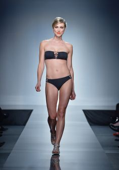 eres swimwear featured @ Most Wanted Fashion Show.  Available at Avec Plaisir - Yorkville. #eres #swimwear #avecplaisir