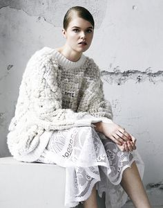 Hannah Jenkinson knitwear