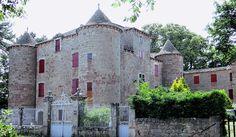 Château de Montjaux -- Montjaux in the Aveyron département of France.