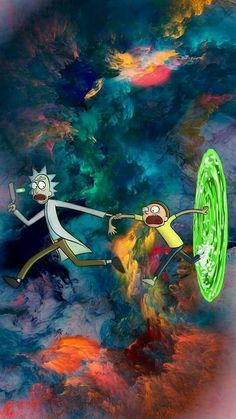 Rick and Morty <33