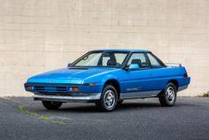 Paying A Visit To Subaru Of America's Secret Stash Subaru Xt, Fiat 850, Aston Martin Db5, Weird Cars, Supersport, Japanese Cars, Dream Garage, Impreza, Audi Quattro