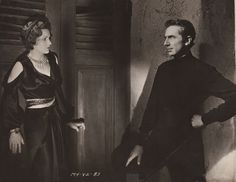 Irene Ware and Bela Lugosi - Chandu the Magician