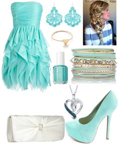"""prom night dress #3"" by laura-mcclinton on Polyvore"