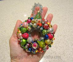 Tiny Christmas Wreath