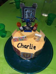 Charlie's 7th Birthday | Grumpy Wookie