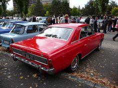1967 Ford Taunus 17M V6 Coupe