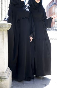 hijab and islam image Hijab Outfit, Hijab Style Dress, Girl Hijab, Abaya Mode, Mode Hijab, Abaya Designs, Muslim Women Fashion, Islamic Fashion, Niqab Fashion