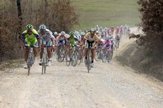 Cycling: Strade Bianche, Italy