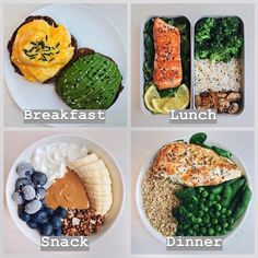 433 Calorie Recipe Upgrading your Chicken Meal Prep - Before 👉🏼 After in 20 minutes with this Recipe 💥 —— 👉🏼 Breakdow Healthy Meal Prep, Healthy Snacks, Healthy Eating, Healthy Recipes, Healthy Drinks, Healthy Everyday Meals, Healthy Life, Container Food, No Calorie Foods