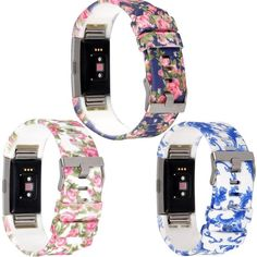 For Fitbit Charge 2 Wishteta Silicone Replacement Band for Fitbit charge 2 band/Charge 2 Fitbit / Fitbit Charge 2 Bands Fitbit 2, Fitbit Bands, Birthday Presents For Teens, Fit Bit Charge 2, Flip Belt, Charge 2 Bands, Apple Watch Accessories, Large Dog Breeds, Fitness Watch